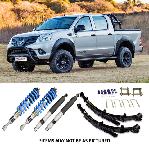 "SELECT 4WD ULTIMATE SUSPENSION 2"" LIFT KIT- FOTON TUNLAND"