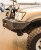 UNEEK 4X4 HIGH MOUNT WINCH BAR- GU PATROL