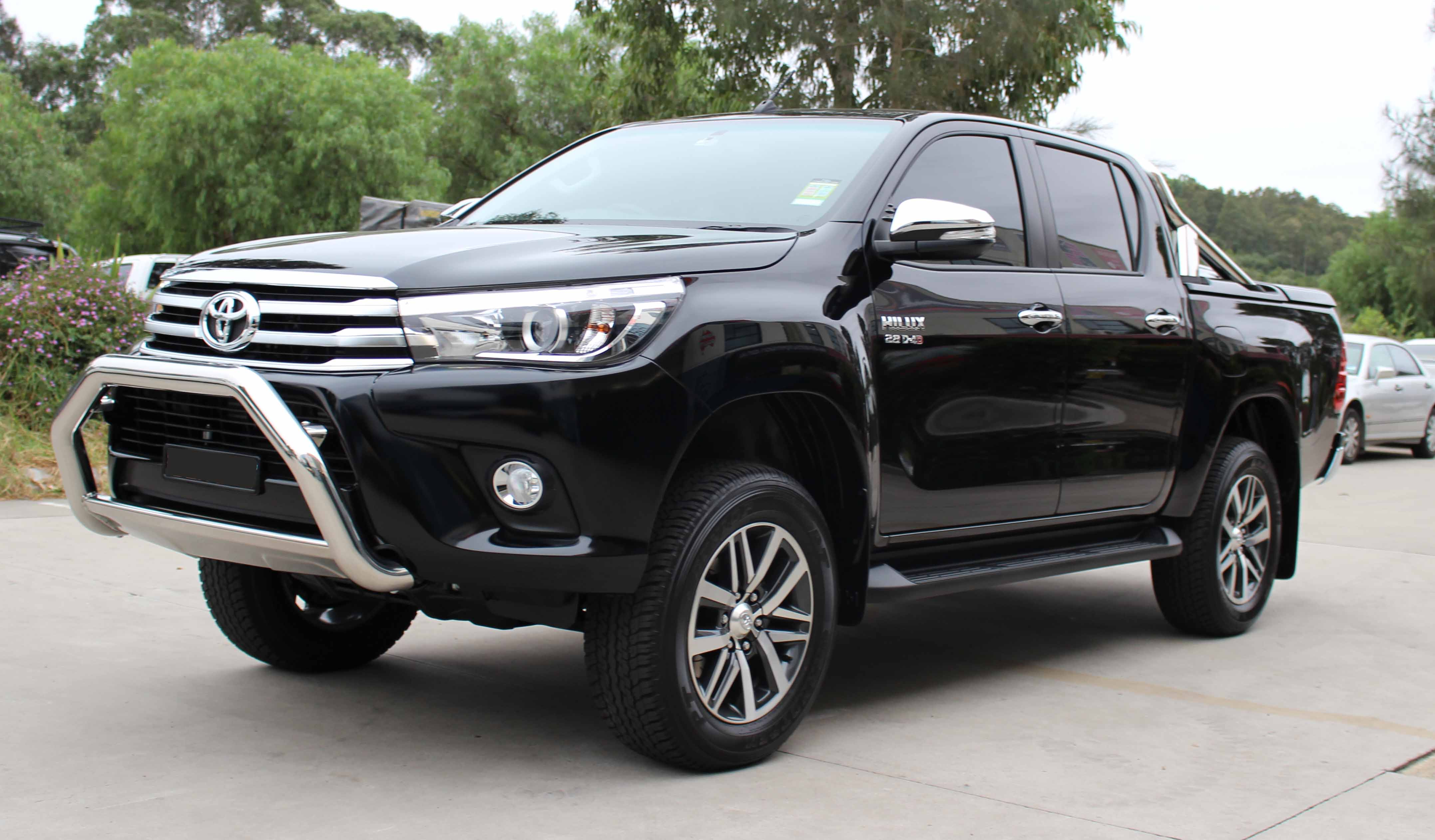 Select 4wd Ultimate Suspension 2 Lift Kit Toyota Hilux Revo N80