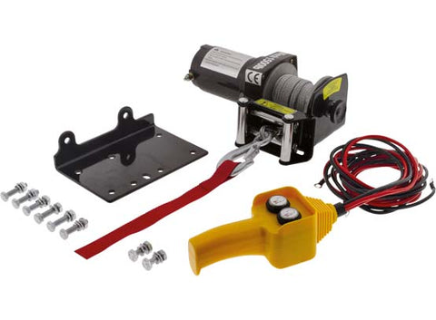 ELECTRIC ATV WINCH 1500LBS
