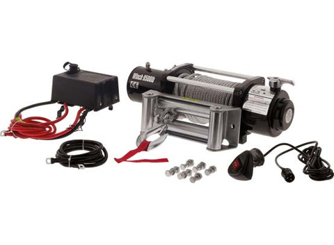 ELECTRIC 4X4 WINCH 9500LBS