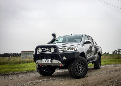 UNEEK 4X4 EMPIRE BULL BAR- HILUX REVO 2015-ON