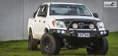 UNEEK 4X4 BULL BAR- HILUX 2005-2015