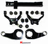 KARRMAN 4X4 CONTROL ARM AND DIFF DROP KIT- TRITON ML/MN