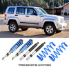 "SELECT 4WD OVERLAND SERIES 2"" LIFT KIT- JEEP CHEROKEE KK"