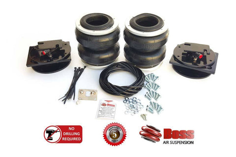 Boss Air Suspension Ford Courier 4×4 Up to 6/2012 Airbag Suspension