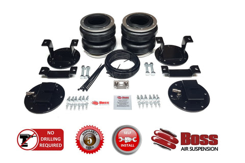 Boss Air Suspension Ford Transit 2010-2014 FWD Airbag Suspension