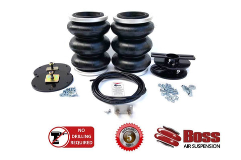 Boss Air Suspension Mercedes Vito RWD Airbag Suspension