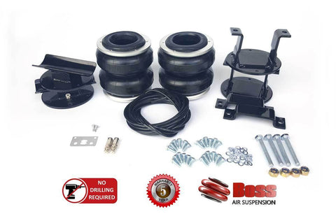 Boss Air Suspension Ford Courier 2WD Airbag Suspension