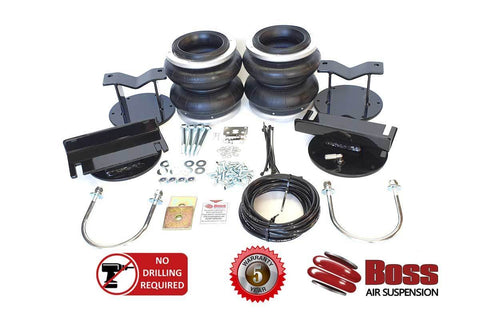 Boss Air Suspension Ford F250 F350 2017+ Airbag Rear Suspension