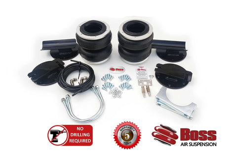 Boss Air Suspension Toyota Prado 120/150 Coil Assist Air Suspension