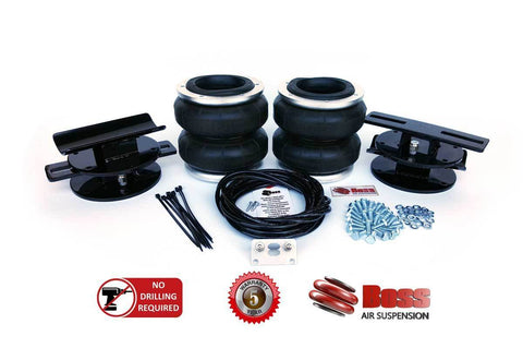 Boss Air Suspension Isuzu Dmax Pre 2012 Airbag Suspension