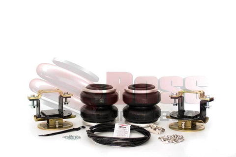 Boss Air Suspension VW Amarok Airbag Suspension