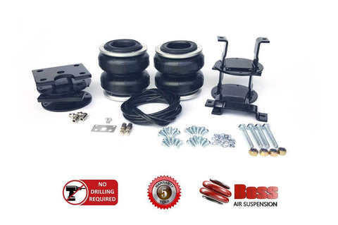 Boss Air Suspension Mazda BT50 2012 Plus Airbag Suspension