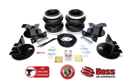 Boss Air Suspension Ford F150 Airbag Rear Suspension