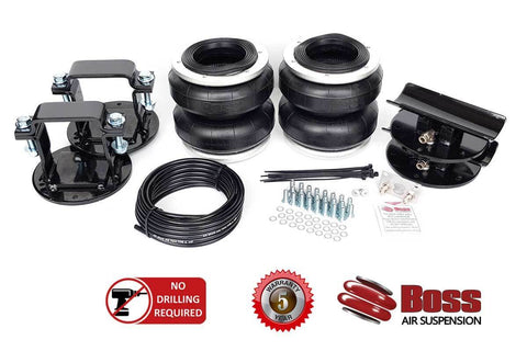 Boss Air Suspension Mitsubishi Triton 2WD Pre 2005 Airbag Suspension