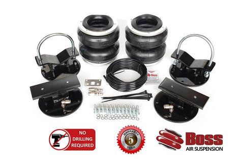 Boss Air Suspension Mercedes Sprinter Dual Wheel Airbag Suspension