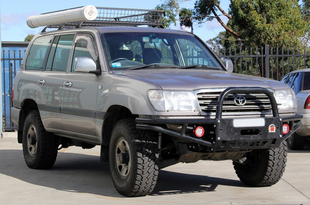 SELECT 4WD ULTIMATE SUSPENSION 2