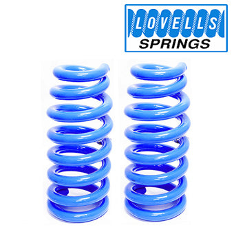 LOVELLS FRONT COIL SPRINGS- CHALLENGER PB/PC