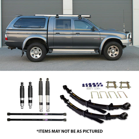 "SELECT 4WD ULTIMATE SUSPENSION 2"" LIFT KIT- TRITON ME-MK"