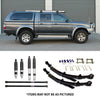 "SELECT 4WD OVERLAND SERIES 2"" LIFT KIT- TRITON ME-MK"