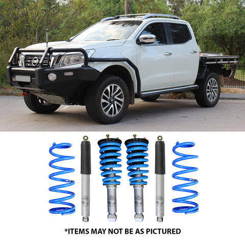 "SELECT 4WD OVERLAND SERIES 2"" LIFT KIT- NISSAN NAVARA NP300 (COIL REAR)"