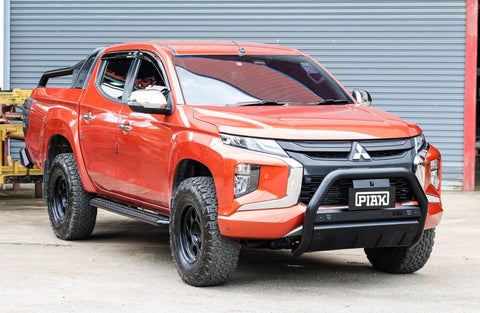 PIAK OFFTRACK NUDGE BAR- Mitsubishi Triton MR 2019 On