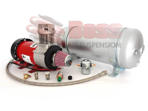Boss Air Suspension Boss Outback Air Pro 3