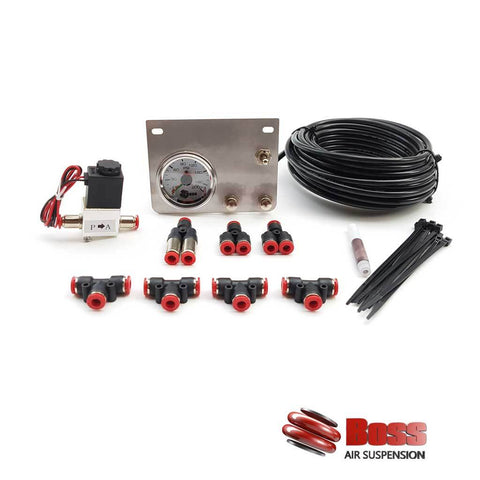 Boss Air Suspension In Cab Control for Onboard Air Kits