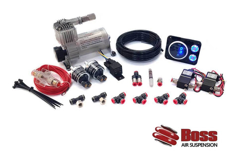 Boss Air Suspension Digital Airbag Inflation Kit PX01