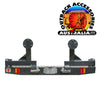 OUTBACK ACCESSORIES REAR WHEEL CARRIER- FORD RANGER PX (10/2011 on)