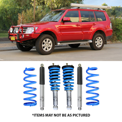 "SELECT 4WD ULTIMATE SUSPENSION 2"" LIFT KIT- PAJERO NM-NX"