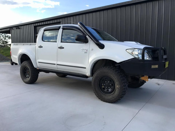 Phat Bars Snorkel Toyota Hilux N70 2005 2015 Select 4wd