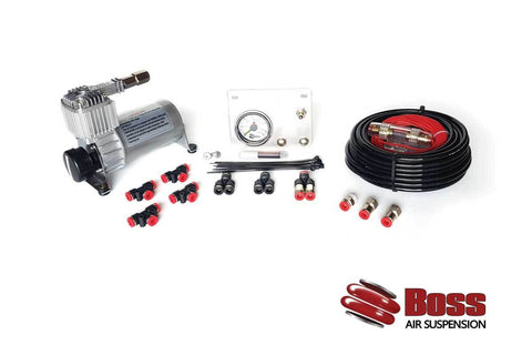 Boss Air Suspension Airbag Inflation Kit PX01 Incab Airbag control