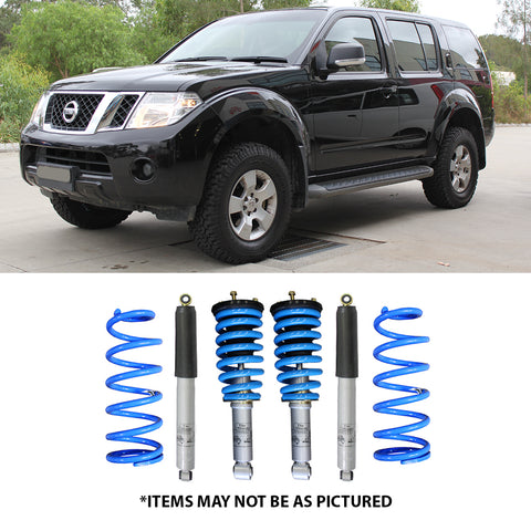 "SELECT4WD ULTIMATE SUSPENSION 2"" KIT- NISSAN PATHFINDER R51"