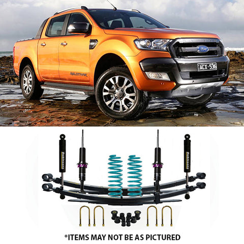 "DOBINSONS MONOTUBE IFP 2"" LIFT KIT- FORD RANGER PX"