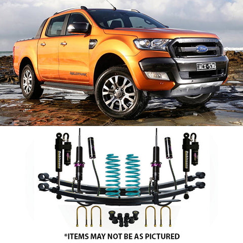 "DOBINSONS MONOTUBE MRR 2"" LIFT KIT- FORD RANGER PX"