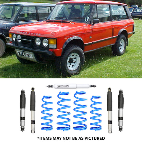 "SELECT 4WD OVERLAND SERIES 2"" LIFT KIT- RANGE ROVER CLASSIC"