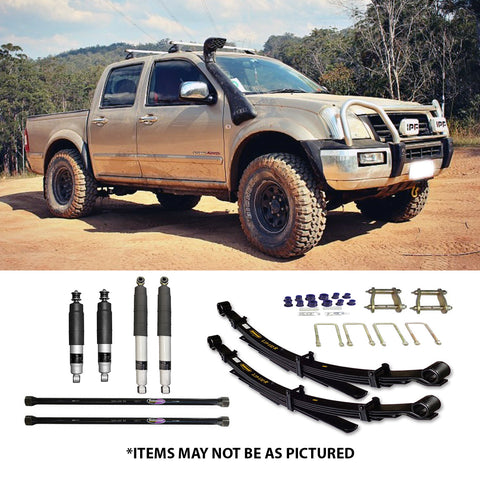 "SELECT 4WD OVERLAND SERIES 2"" LIFT KIT- HOLDEN RODEO RA"