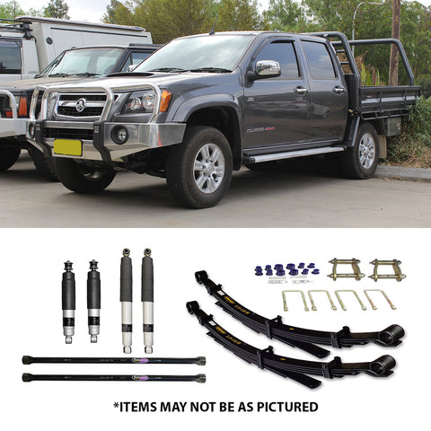 "SELECT 4WD ULTIMATE SUSPENSION 2"" LIFT KIT- HOLDEN COLORADO RC"