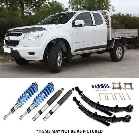 "SELECT 4WD OVERLAND SERIES 2"" LIFT KIT- HOLDEN COLORADO RG"