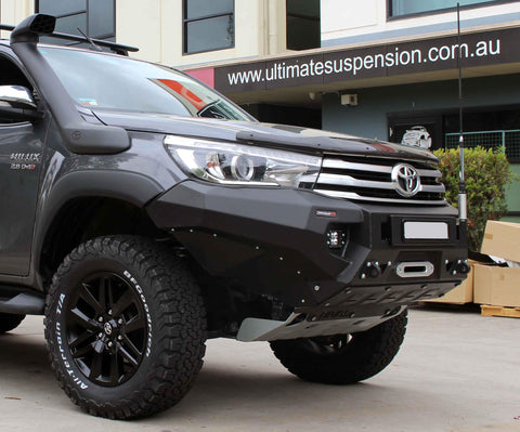 Toyota Pay By Phone >> HILUX N80 BAR WORK – Select 4WD