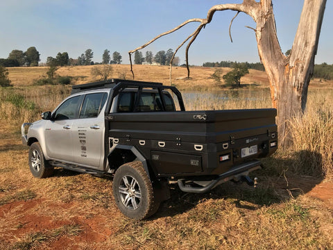 RSi Smart Tray - Toyota Hilux Revo/N80 Dual Cab (2015 - Current)
