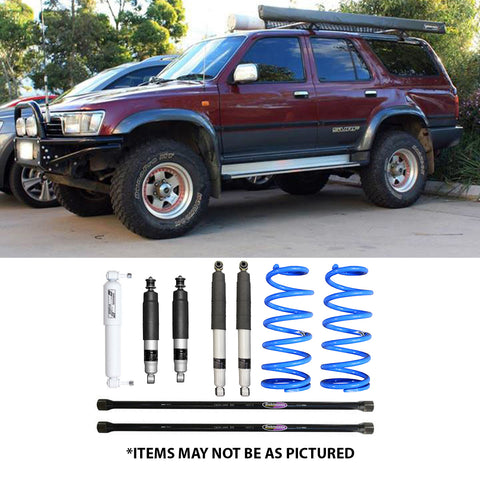 "SELECT 4WD OVERLAND SERIES 2"" LIFT KIT- TOYOTA 4RUNNER/SURF GEN2"