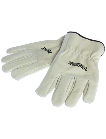 Thunder Leather Recovery Gloves