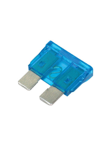 Thunder 15A Standard Blade Fuse – Blue