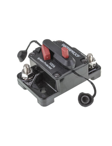 Thunder 100A Manual Reset Circuit Breaker