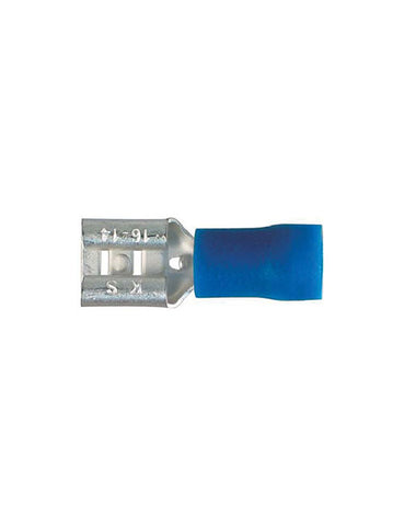 Thunder Blue Female Blade Terminals 6.3mm