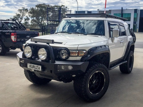 UNEEK 4X4 BULL BAR- FJ CRUISER