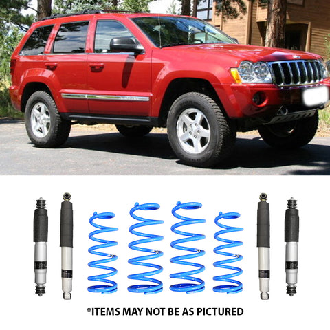 "SELECT 4WD ULTIMATE SUSPENSION 2"" LIFT KIT- GRAND CHEROKEE WH/WK"